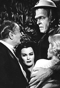the munsters | Exclusive: The Munsters Back in Development at NBC - Today's News: Our ...