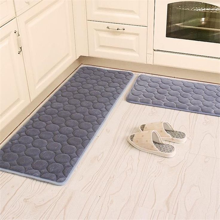 Thicken Suede Carpets For Living Room Absorb Water Kitchen Mat Anti Slip  Bathroom Carpet Home