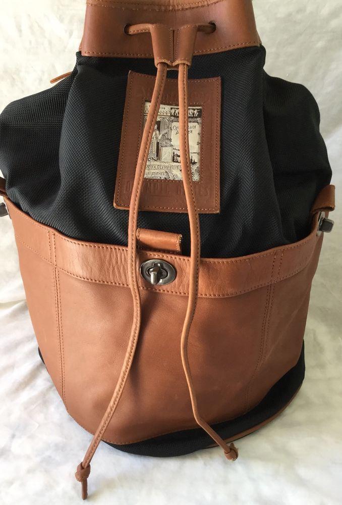 Ultra Rare Coach Limited Edition Olympic Atlanta 1996 Backpack Make Offer Purses I My Poppyseed On Ebay