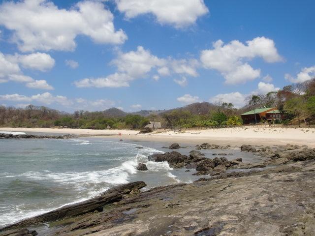 Playa Maderas - blog post