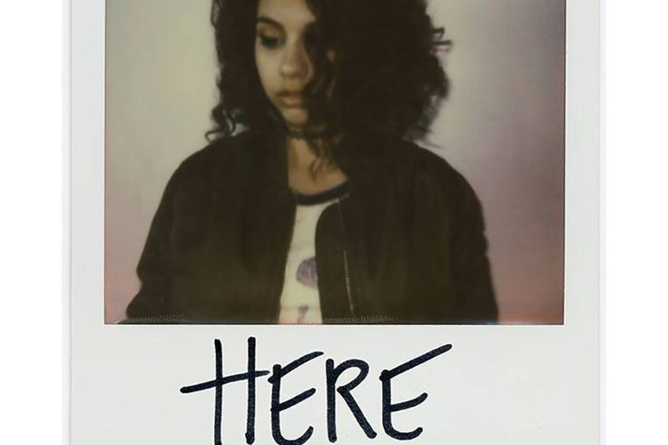 "ALESSIA CARA – HERE the story behind the track:""Here"" is a song for all the antisocial, awkward, and miserable party-goers of the world."