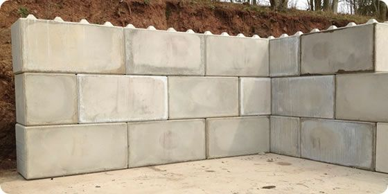 Interlocking Concrete Blocks | Block-it | Concrete Building Blocks