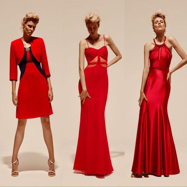 Pastore Couture Collezione 2016 / Collection 2016 - Red Dresses  #pastorecouture #collezione2016 #collection2016 #couture #glamour #luxury #altamoda #fashion #evening #cocktail #couturedress #couturedresses #shoes #coriamenta #eveningdress #cocktaildress #pastorepress @pastore_couture www.pastore.it #etabetapr