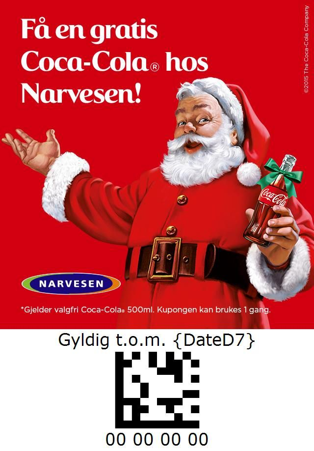 Coca-Cola - Narvesen - Norway