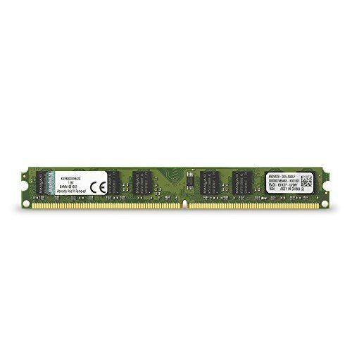 2GB module of 800MHz DDR2 Desktop Memory * Specifically designed and tested for compatibility in various makes and models of desktop computers * 240-pin DIMM * From the industry leader in PC memory * (Placed within the Amazon Associates program) * 17:51 Mar 6 2017