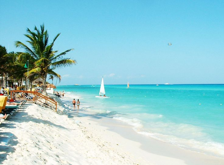 Playa del Carmen Mexico #playa #beach #mexico #tourists #attractions