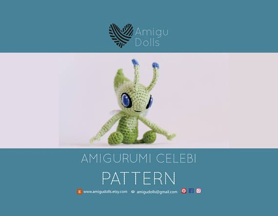 Pikachu pattern amigurumi Pikachu amigurumi Pokemon | Etsy | 444x570