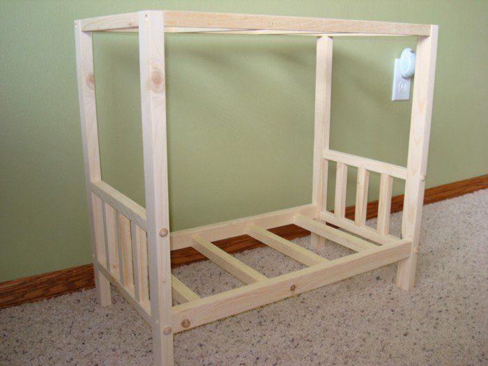die besten 78 ideen zu himmelbett selber machen auf pinterest bettgestelle traum. Black Bedroom Furniture Sets. Home Design Ideas