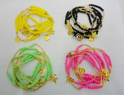 BISUTERIA DE MODA www.creacionart.com CEL 3331573407, #venta #joyeria #semanarios #collares #pulseras #moda #oro #compra #bisuteria