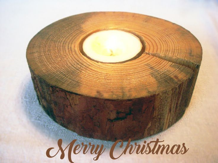 Christmas gift wooden. Rustic tea light candle holder. Gift for her. Gift for him. Anniversary gift. Holiday gift. Wedding gift. Rustic home decor. Reclaimed wood. USD 8.00