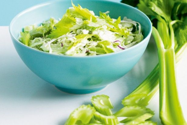 Celery is not only a dieter's best friend, it can be the cook's favourite, too. Let it work its aromatic magic in everything from salads to bolognaise.