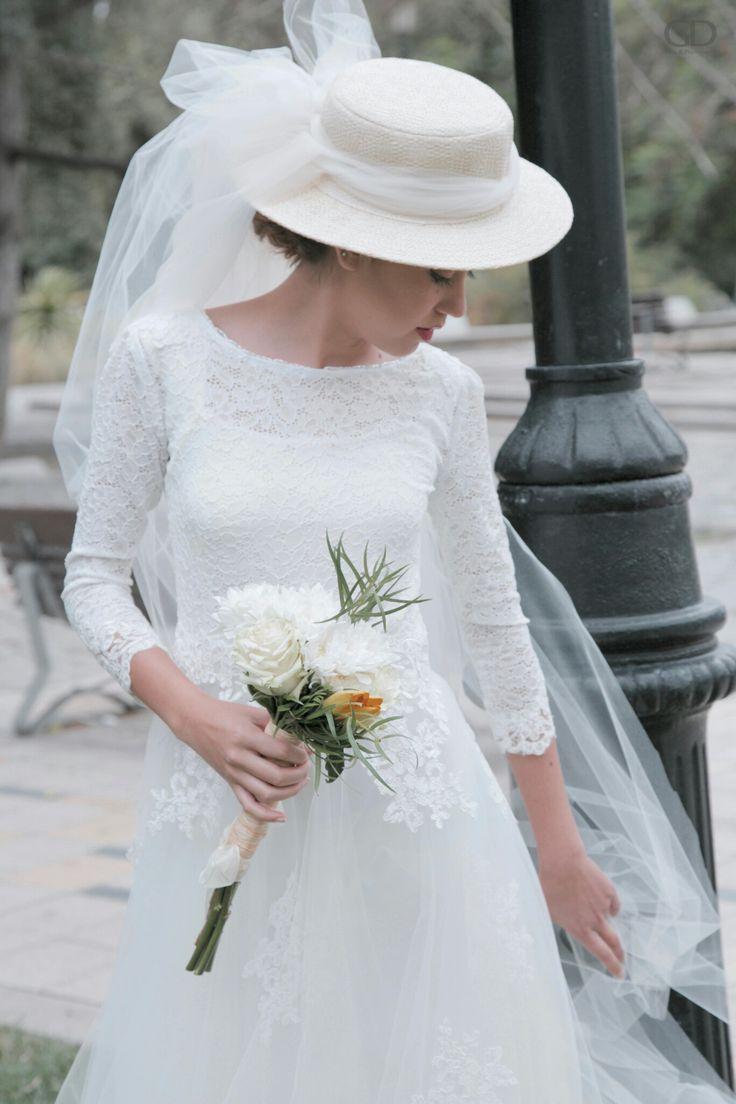 Andrea Nathalia Fachin Paradise  Wedding Dress Cielo PH:Gustavo Droguett film & Photography
