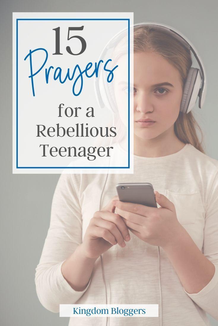 Option for rebellious teen
