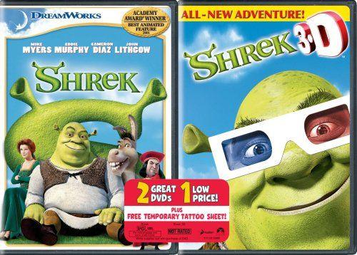 Shrek/Shrek 3D @ niftywarehouse.com #NiftyWarehouse #Shrek #Movies #Movie