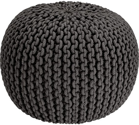 Buy Heart of House Cotton Knitted Pod - Duck Egg at Argos.co.uk, visit Argos.co.uk to shop online for Footstools, Sofas, armchairs and chairs, Home and garden