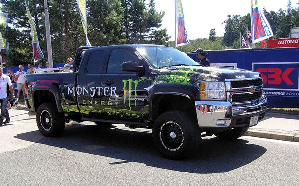 Image Gallery Of Monster Energy Cars And Trucks