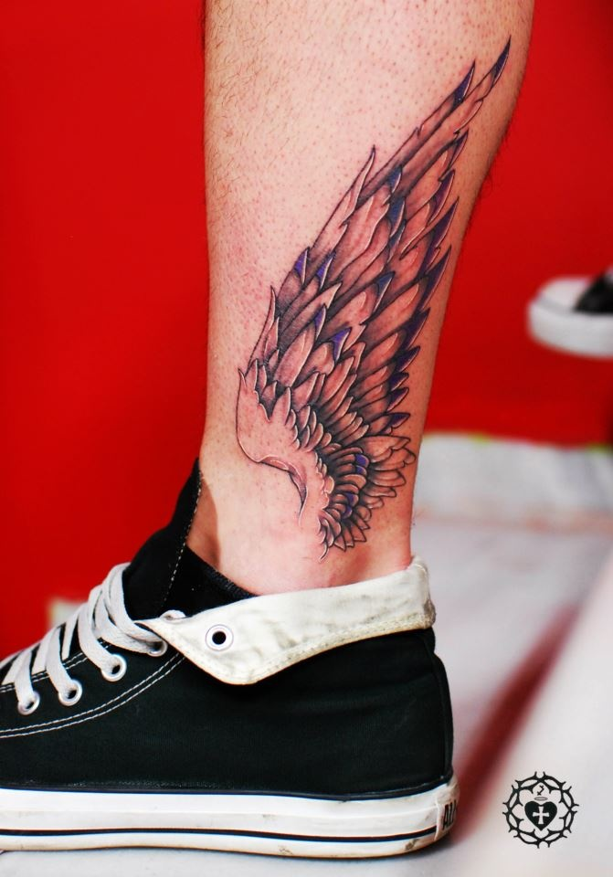 Wing of Hermes