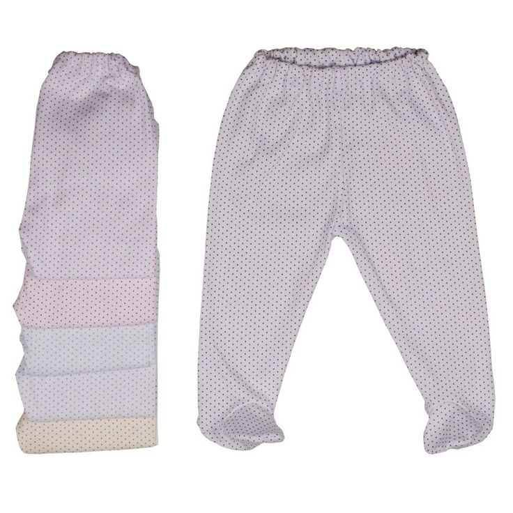 Pantaloni cu botoșei