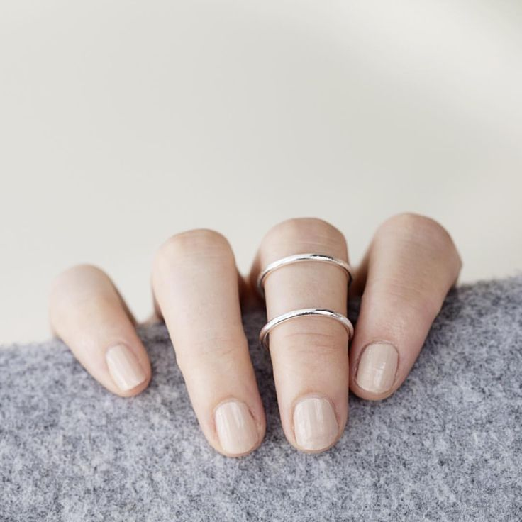New on the site: The Cusp Sydney adjustable double ring. Comes in three sizes and colours. $45. #925sterlingsilver #sterlingsilver #rhodium #rosegold #14ctgold #jewellery #fashion #style #theadorncollective