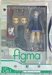 マックスファクトリー FIGMA 中野梓 制服ver けいおん 61