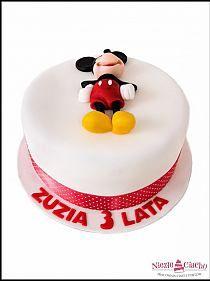 Myszka Miki, tort z Myszką Miki, torty bajkowe, torty d…