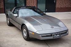 Chevrolet - Corvette C4 Targa - 1984