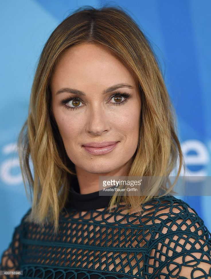 Catt Sadler arrives at the WWD And Variety Inaugural Stylemakers' Event at Smashbox Studios on November 19, 2015 in Culver City, California.