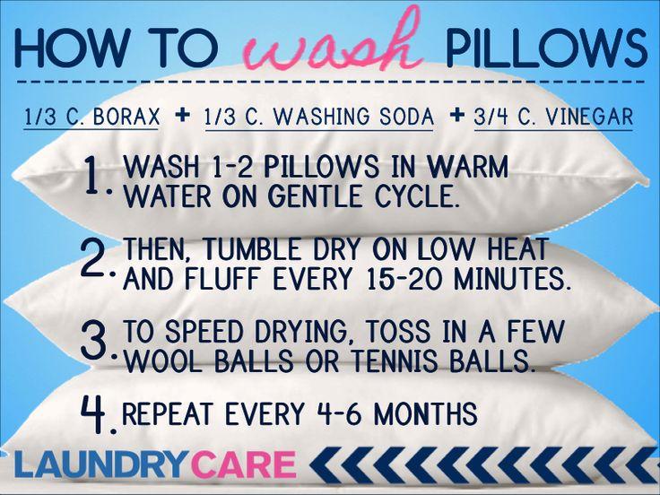 Best 25+ Wash pillows ideas on Pinterest | Whiten pillows ...