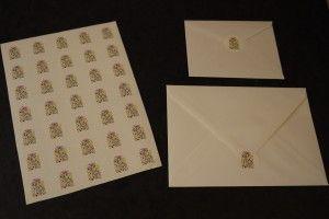Cute little Eid Mubarak stickers for children's activities, cards, presents, etc!