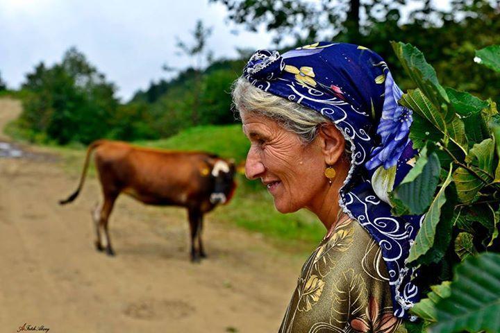 Hıdırnebi Yaylası - Akçaabat - Trabzon.  Fotoğraf: Ali Fatih Akçay
