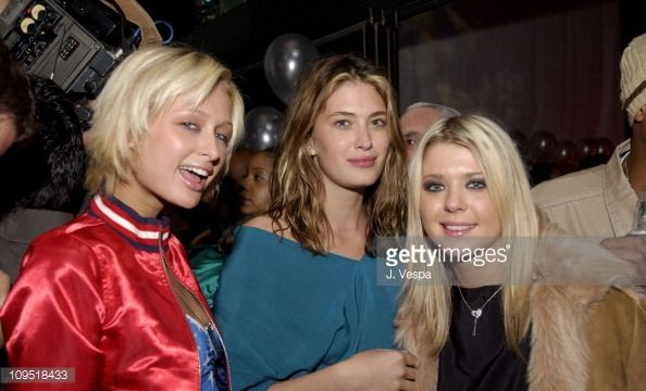 News Photo : Paris Hilton, Rhea Durham, & Tara Reid during...