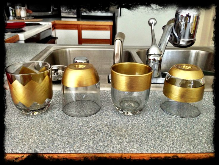 Reuse And Repurpose Glade Candle Jars For Trinket Cups