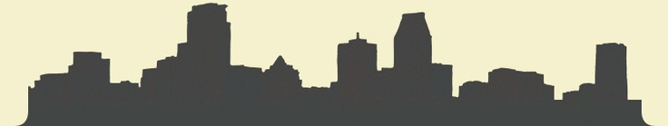 Montreal Skyline-Link to Osheaga Schedule