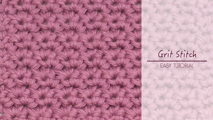 Crochet    Stitch The To  air unique Grit max How