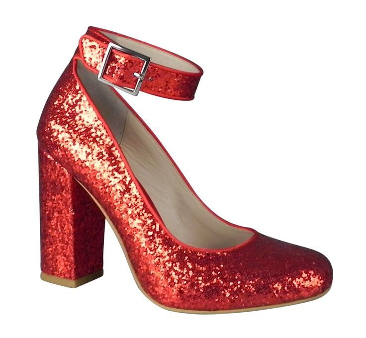 There's no place like home, There'sa no place like home... Santa, please bring me these amazing Wittner heels for Christmas! xx