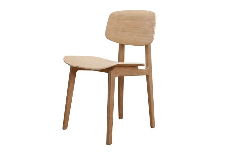 NY11 Dining Chair, Natural