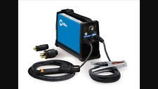MILLER MAXSTAR 150 STH TIG & STICK WELDING MACHINE PLUS CASE Foot Pedal Flex