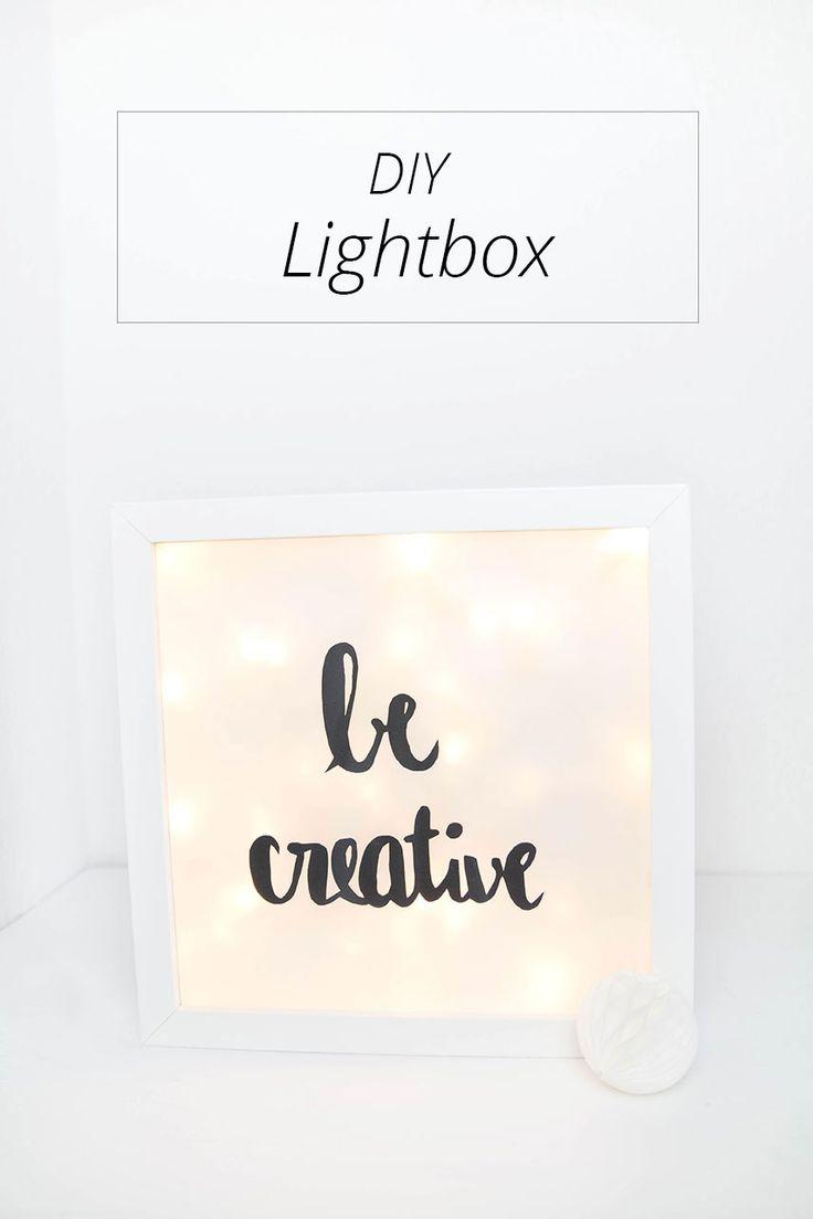 So einfach kannst du dir eine eigene Lightbox bauen. Hier geht's zum Tutorial!