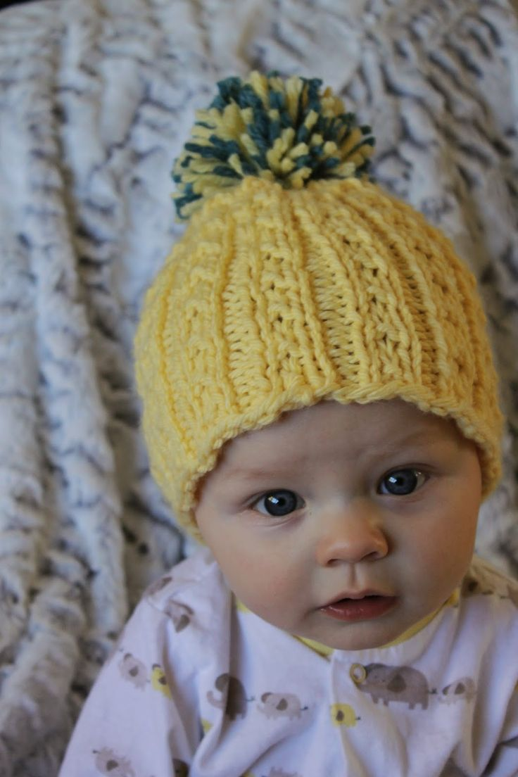 943 best Knitted Baby booties/hats images on Pinterest | Baby ...