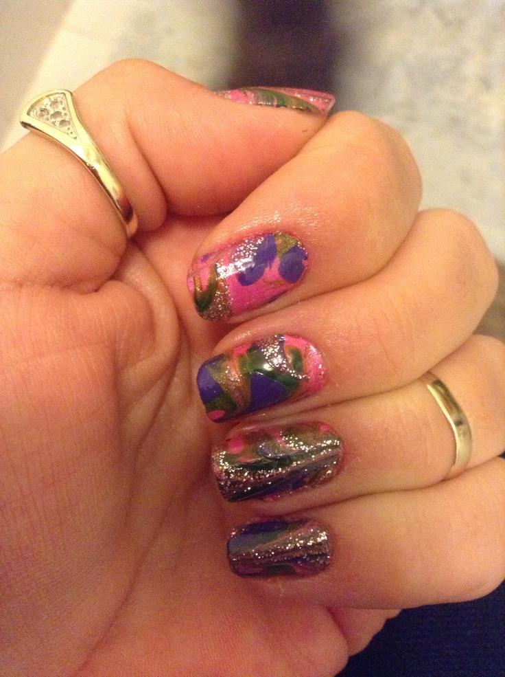 Nails again