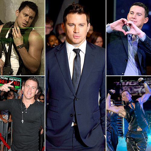 HAPPY 33RD BIRTHDAY CHANNING TATUM!!!!!!!   YOU'RE ONE OF THE ONLY PEOPLE WHO MAKES GETTING OLD LOOK COOL.