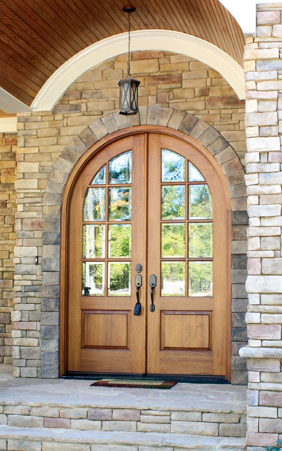 8 best images about half round doors on pinterest country doors and glasses for Exterior door with round window