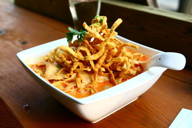 Khao San Road, Toronto. Thai restaurant