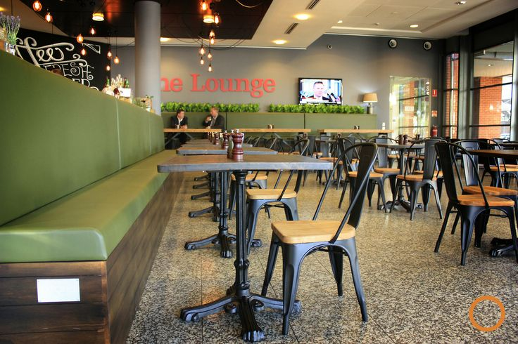 Checkout some photos of our latest exciting ExpoNet project as we complete the newest design, build and installation of The Lounge cafe at theSydney Showground!