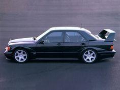 Mercedes 190E evo 2:)