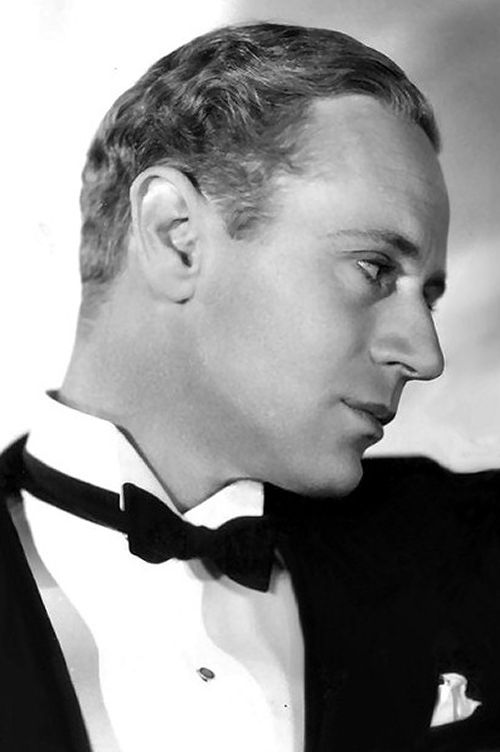 British Actor Leslie Howard my vision for Viscount Lawrence Sinclair (Laurie) from Diana Quincy's Engaging the Earl