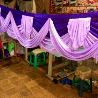 Rumbai tenda selendang mayang Hbngi 081317171058 BBM 5bacf321 www.penjahitgroup.com