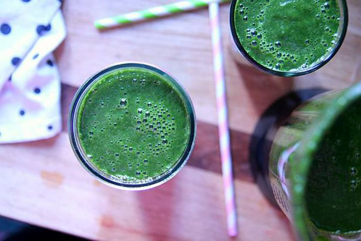 Supremely Green Power Smoothie | One Green Planet