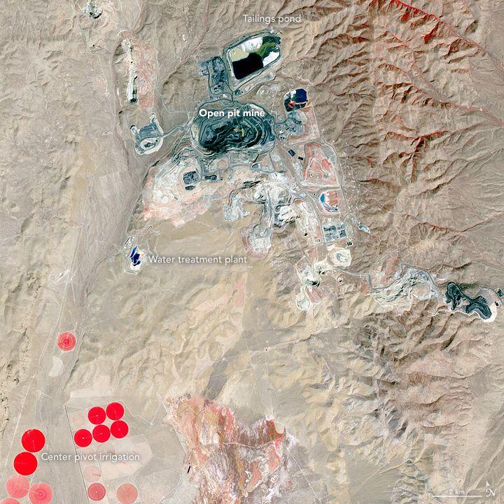 Goldstrike mine - Wikipedia
