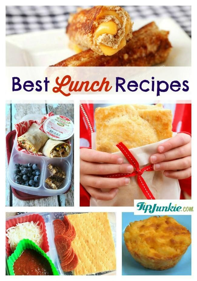 Best Lunch Recipes #GotItFree and #HorizonSnacks.